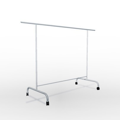 Extensible Hanger Rack