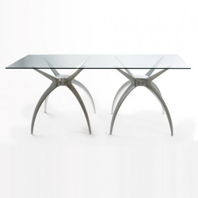 Aracnida Doble Rectangular Table