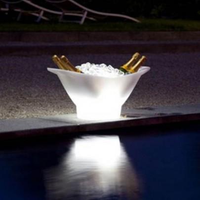 Ice Bucket with light