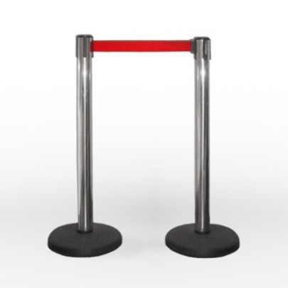 Cúa Extendible Barrier Stanchion