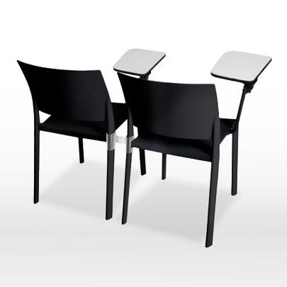 Frank Tablet Arm Chair
