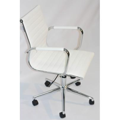 Cadira Giratòria blanca