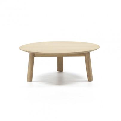 Mesa Chal circular madera